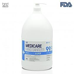 Medicare Sanitizer gel 1 gallon (pump type)
