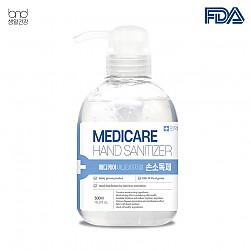 Medicare Sanitizer gel 500ml (pump type)