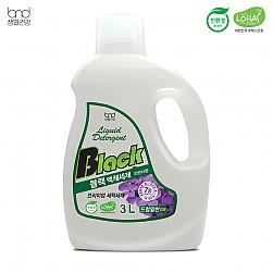 Liquid Detergent Black 3L