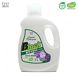 [税制革命] Liquid Detergent Black 3L
