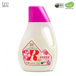 [GIEL] 纤维柔软剂 1.3L (薔薇)