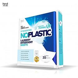 NOPLASTIC Detergent 30 Sheet
