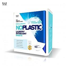 NOPLASTIC Detergent 60 Sheet